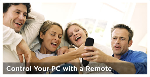 Control Your PC with a Remote